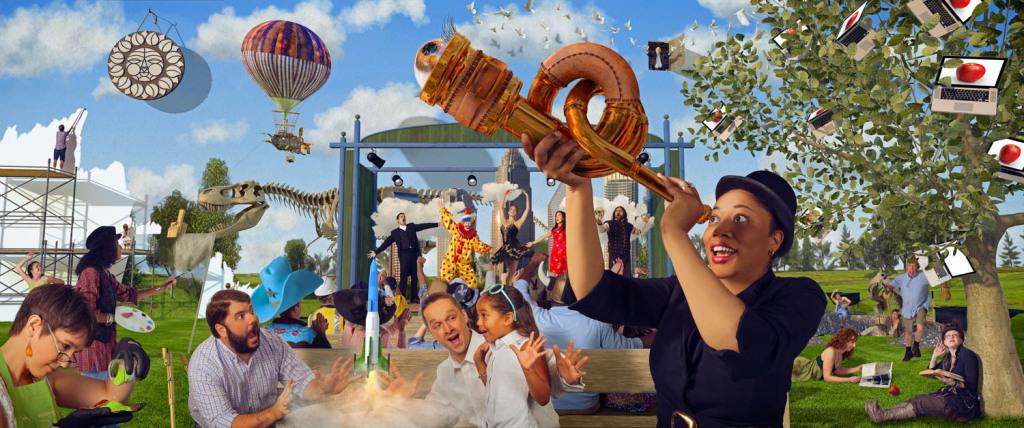 Arts & Science Council - Imagine 2025 #1